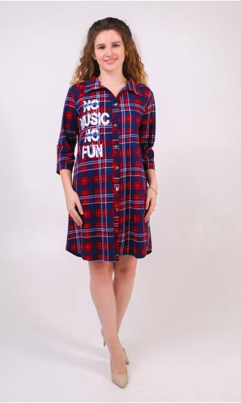 Рубашка ДН-0023