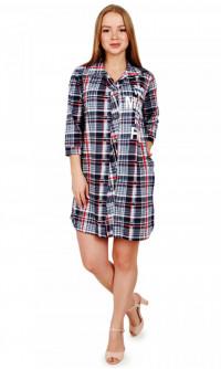 Рубашка ДН-0023-01