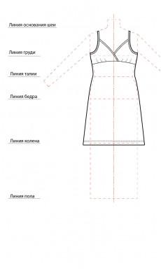 Сорочка СТ-0153