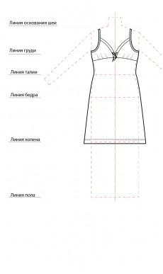 Сорочка СТ-0154